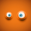 Orange Color,Eyesight,Shock,Looking,Surprise,Fun,Facial Expression,Humor,Vector,Backgrounds,Human Body Part,Large,Characters,Computer Graphic,Blue,Fear,Cheerful,Emotion,Cute,Open,Human Eye,Human Face,Illustration,Looking At View,Design,Fantasy,Beauty,Monster - Fictional Character,Eye,Watching,Eyelid,Cartoon,Circle,Bizarre
