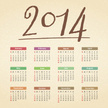 2014,Calendar,Drawing - Art...