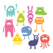 Monster,Cute,Characters,Fun...