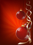 Christmas Decoration,Red,Ch...