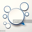 Blue,Circle,Paper,Shadow,Sp...