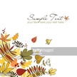Yellow,Leaf,Autumn,Illustra...