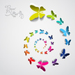 Butterfly - Insect,Paper,Mu...