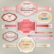 Text,Pink Color,Ribbon,Set,...