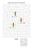 Maze,Leisure Games,Mystery,...