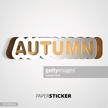 Label,Autumn,Illustration,N...