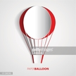 Hot Air Balloon,Bird,Illust...