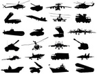 Armed Forces,Silhouette,Mil...