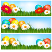 Easter,Backgrounds,Vector,I...