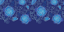 Rose - Flower,Blue,Pattern,...