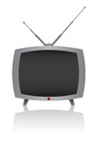 Television Set,Vector,Movie...