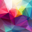 Triangle Shape,Spectrum,Technology,Painted Image,Vector,Backgrounds,Color Image,Mosaic,Computer Graphic,Abstract,Blue,Pattern,Drawing - Art Product,Colors,Illustration,Multi Colored,Design,Square,Square Shape,Striped,No People