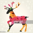 Animal,Christmas,Reindeer,D...