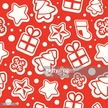 Gift,Christmas,Star Shape,P...