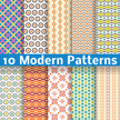 Seamless,Pattern,Multi Colo...