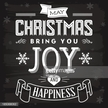 Happiness,Joy,Text,Blackboard,Design,Christmas,Old-fashioned,Winter,Snowflake,Backgrounds,Calligraphy,Chalk Drawing,Illustration,New Year,Vignette,Vector,Typescript,Retro Styled,Holiday - Event,eps10