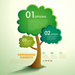 Infographic,Tree,Business,B...