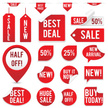 Arrow Symbol,Sale,Red,Flyer...