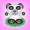 Backgrounds,Animal,Panda,Cu...