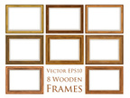 Empty,Art,Home Decor,Ancient,Wood - Material,Art Museum,Construction Frame,Art And Craft,Vector,Backgrounds,Old-fashioned,Cracked,Decoration,Classical Style,Pattern,Illustration,Brown,Old,Picture Frame,Antique,Paintings,No People,Elegance,Frame - Border