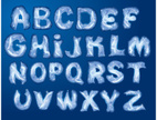 Ice,Alphabet,Text,Frozen,Co...