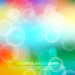Abstract colorful soft blurry background
