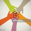 Thumb,People,Palm of Hand,Teamwork,Concepts & Topics,Inspiration,Connection,Vector,Human Body Part,Color Image,Human Finger,USA,Support,Part Of,Assistance,Symbol,Illustration,Cooperation,Multi Colored,Touching,Protection,Multi-Ethnic Group,Stack,Partnership - Teamwork,Human Hand,Friendship,Red,Business,Success,Strength,Gesturing,Ideas,Togetherness,Concepts
