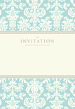 Silk,Invitation,Frame,Retro...