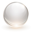 Sphere,Transparent,Glass - ...