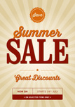 Sale,Summer,Poster,Savings,...
