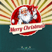 Holiday - Event,Santa Claus,Badge,Label,Design Element,Vector,Backgrounds,Color Image,Old-fashioned,Sign,Pattern,Text,Retro Style,Symbol,Typescript,Illustration,Design,Greeting Card,Cartoon,No People,Christmas Card,Frame - Border,Christmas