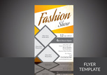 Flyer,template,Catwalk,Abst...