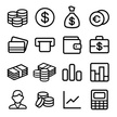 Currency,Computer Icon,Stac...