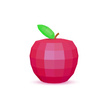 Apple - Fruit,Abstract,Leaf...