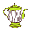 Clip Art,Decor,Tea Kettle,Prop