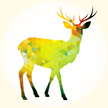 Antler,Deer,Backgrounds,Tri...