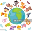 Concepts & Topics,Concepts,Unity,Environment,Nature,Animal Wildlife,Africa,Animal,Animals In The Wild,Mammal,Bird,Whale,Cow,Sheep,Giraffe,Deer,Bear,Lion - Feline,Fox,Hedgehog,Owl,Turtle,Planet - Space,Desert,Sand,Sea,Forest,Protection,Raccoon,Zoo,Quail - Bird,Cute,Illustration,Cartoon,Group Of Animals,Group Of Objects,No People,Lioness,Vector,Quail Meat,Planet Earth,Quail
