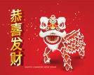 Lion Dancing,China - East A...
