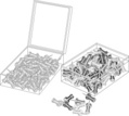 Toned Image,Office Supply,S...