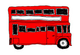 Clip Art,Bus,Window,Wheel,D...