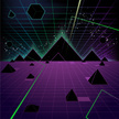 1980s Style,Image Created 1980s,80 Plus Years,Backgrounds,Retro Revival,Neon Color,Black Color,Virtual Reality Simulator,Cyberspace,Green Color,Pattern,Galaxy,Pyramid,Planet - Space,Pyramid Shape,Vibrant Color,Space,Vector,Light - Natural Phenomenon,Human Eye,Triangle,Violet,Ilustration,Star - Space,Decoration,Geometric Shape,Digitally Generated Image,Multi Colored,Blue,Striped,cybernetic,Candid,Style,Modern,Hexagon,Fun,Square Shape,Retro 80's,New Rave,Drop,Grunge,Design Element,Data,Pink Color,Design,Purple,Computer Graphic,Retro-styled Imagery,Funky