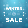 Winter,Sale,Holiday,Bubble,...