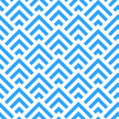 Abstract Blue and White Angle Stripes Pattern, vector