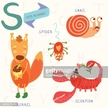 Symbol,Pattern,Squirrel,Spi...