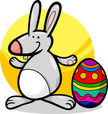 Easter Bunny,Multi Colored,...