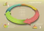 Circle,Infographic,Chart,Br...