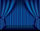 Catwalk - Stage,Curtain,Blu...