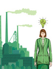 Industry,Ideas,Green Color,...