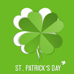 St. Patrick's Day,Label,Luc...