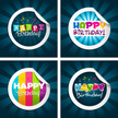 Decoration,Birthday,Label,C...